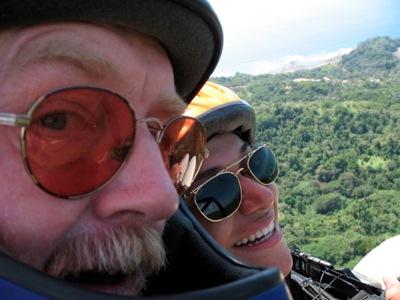 tandem paragliding flights Woodrat Rogue Valley Medford Ashland